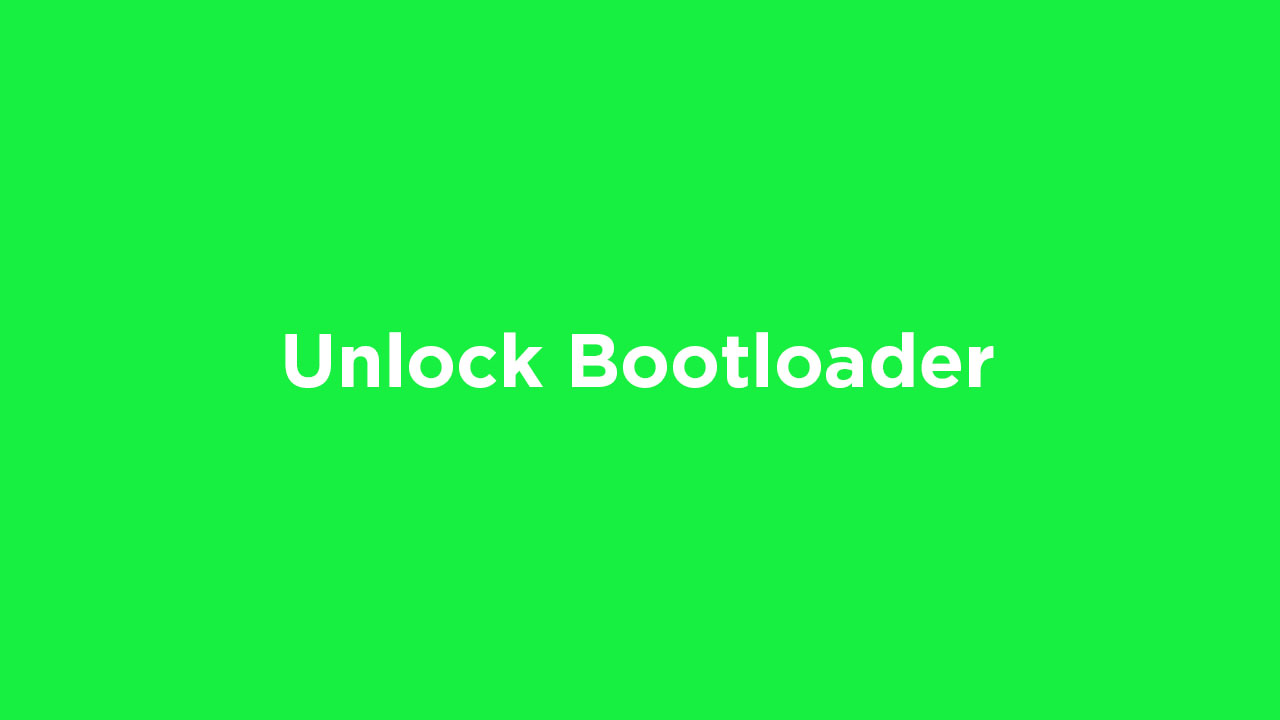 Unlock Bootloader On Redmi Note 8 Pro