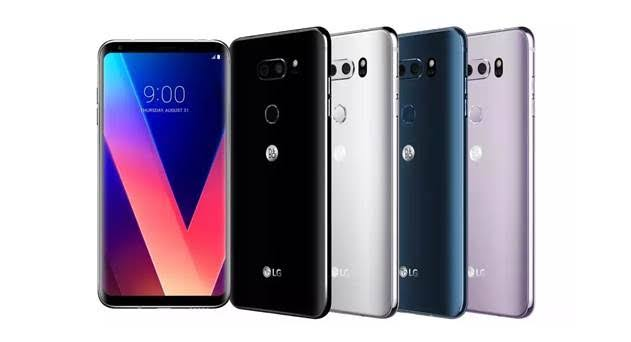 T-Mobile LG V30 gets Android 9 Pie update finally