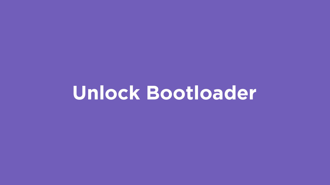 Unlock Bootloader On Xiaomi Mi 9 Lite
