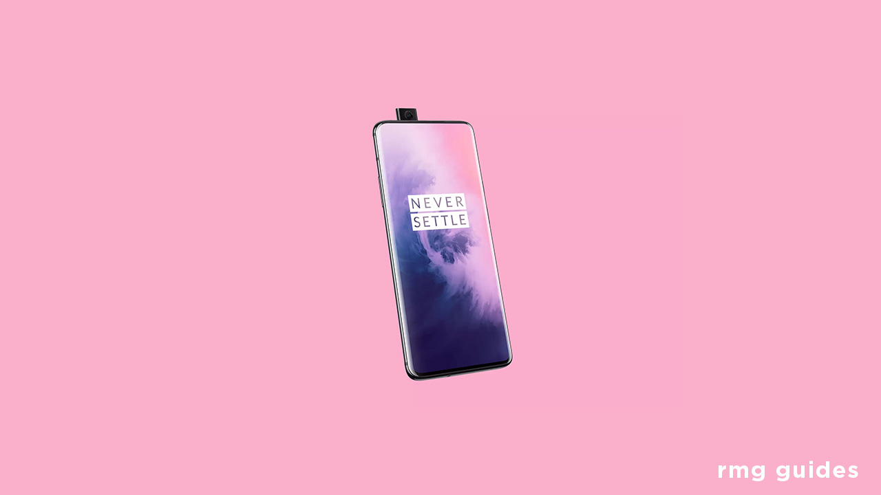 Install Android 10 On T-Mobile OnePlus 7 Pro (Oxygen OS 10.0.1)