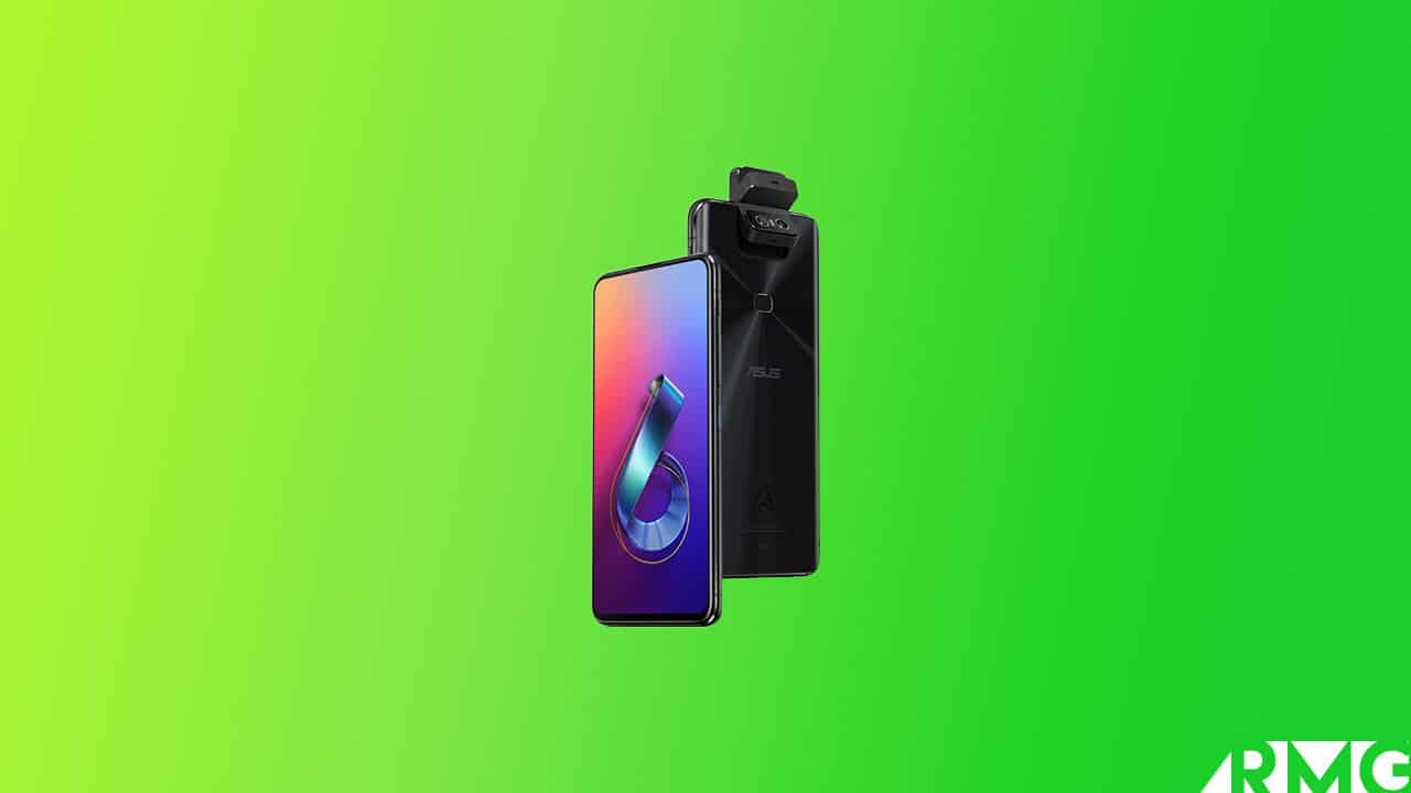 Install Asus Zenfone 6 (Asus 6Z) Android 10 Update (OTA Available)