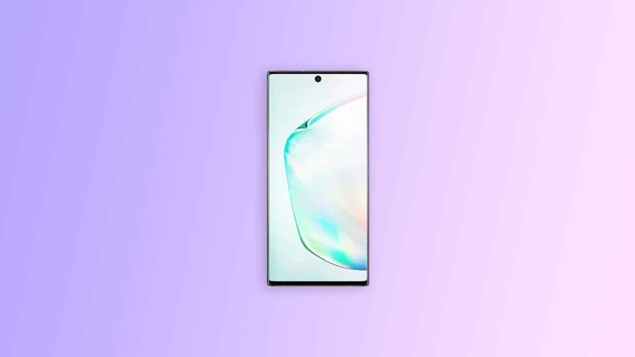 Enter Recovery Mode On Galaxy Note 10 and Note 10 Plus