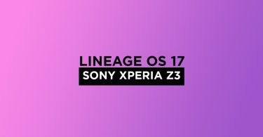 Install Lineage OS 16 On Sony Xperia Z3 | Android Pie