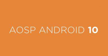 InstallAOSP Android 10 On Sharp Aquos S3 Mini