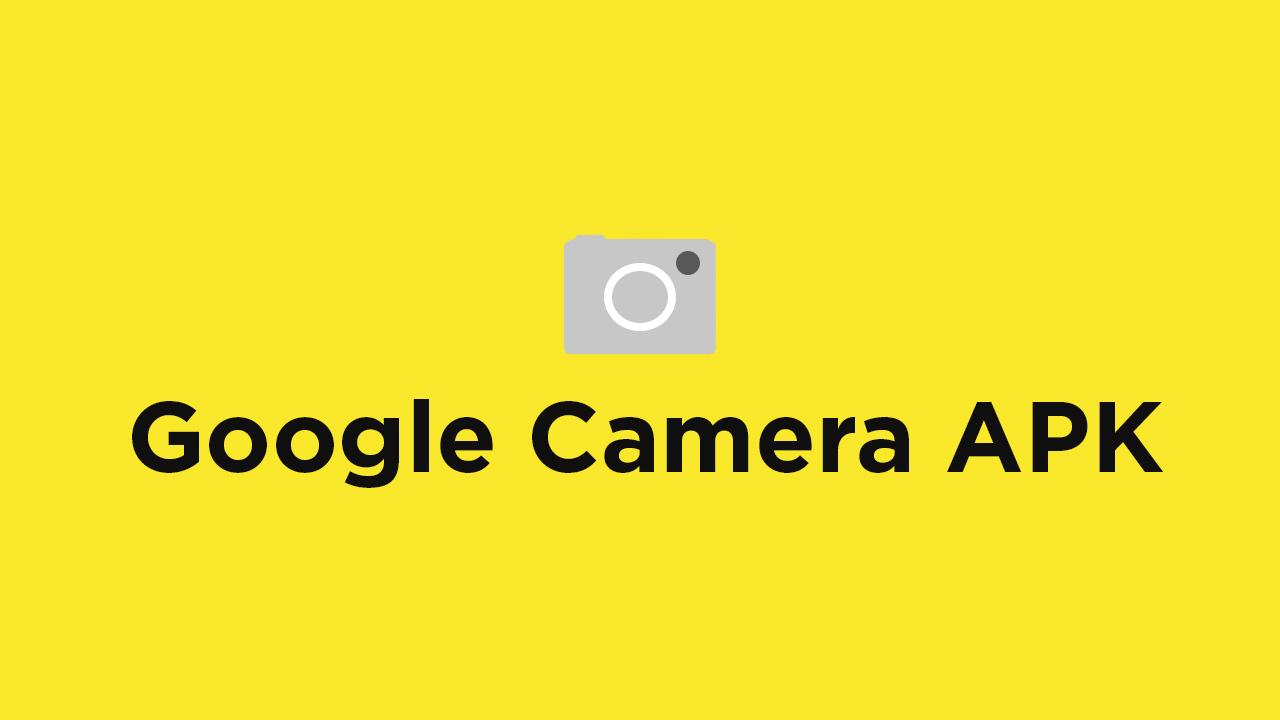 Google Camera APK For Xiaomi Mi 9