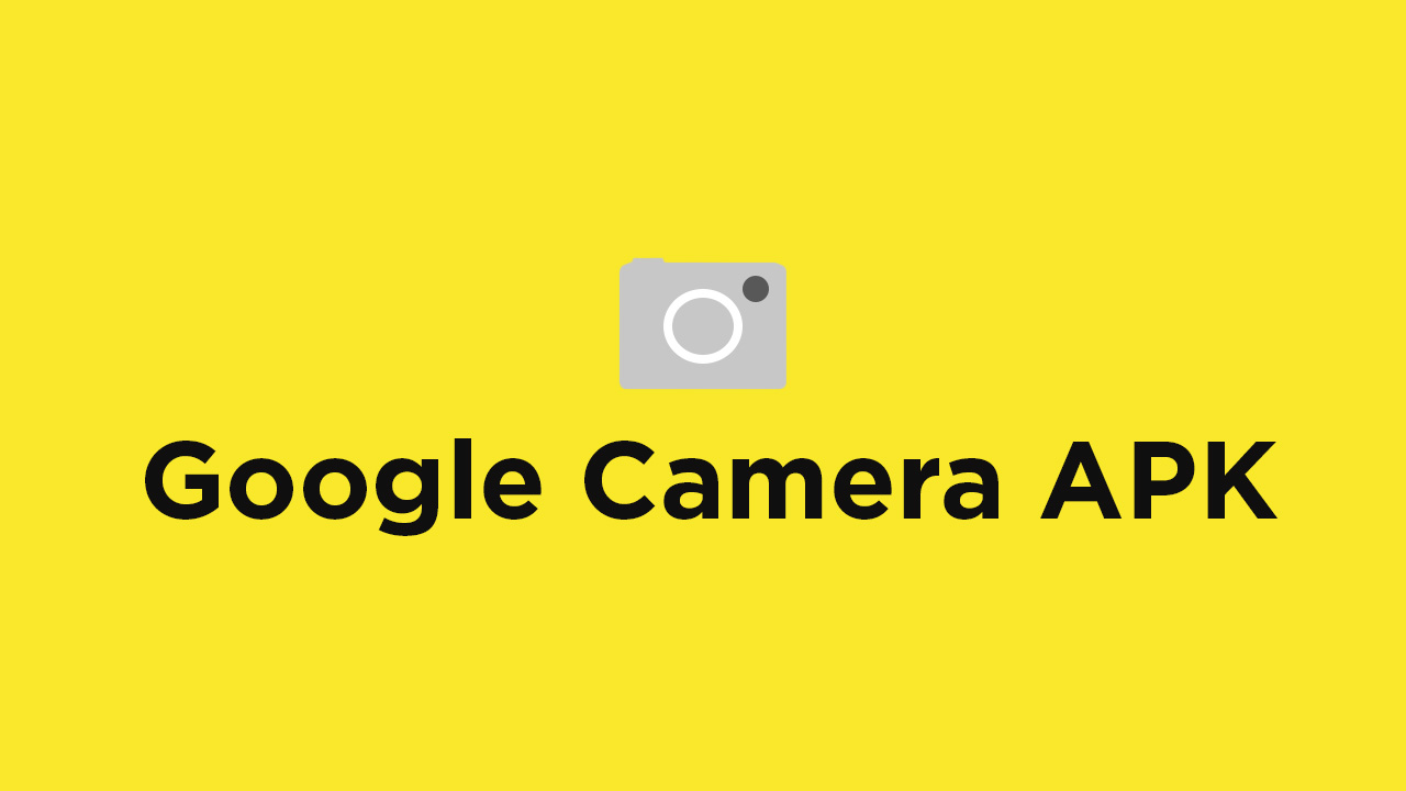 Download Google Camera APK Untuk Redmi 7
