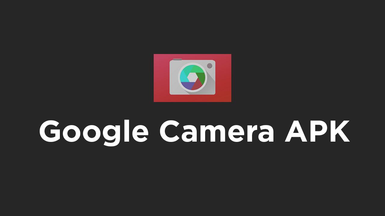 Google Camera APK For Redmi Note 5/Note 5 Pro