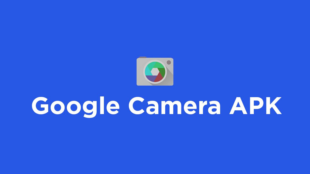 Download Google Camera APK For Redmi 5A