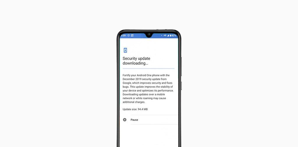 V10.3.12.0.PFQMIXM: Download Xiaomi Mi A3 December 2019 Patch