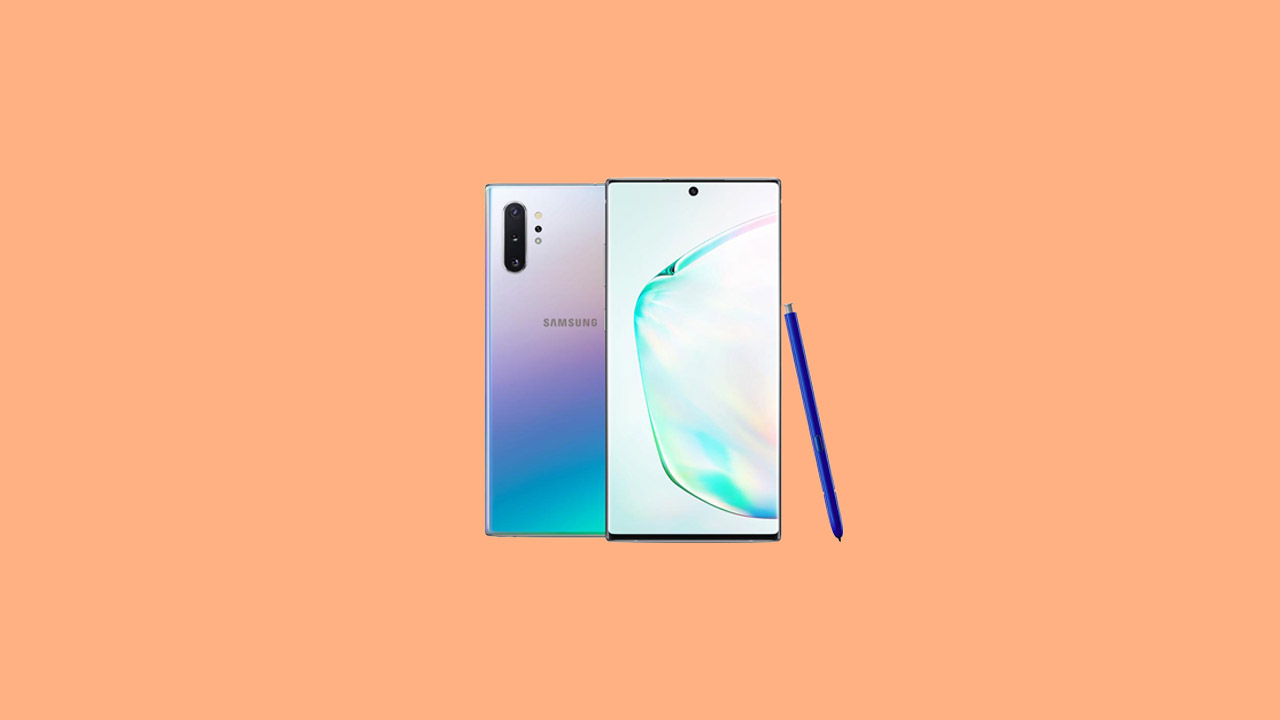 Download Galaxy Note 10/10+ Android 10 (One UI 2.0) Update ...