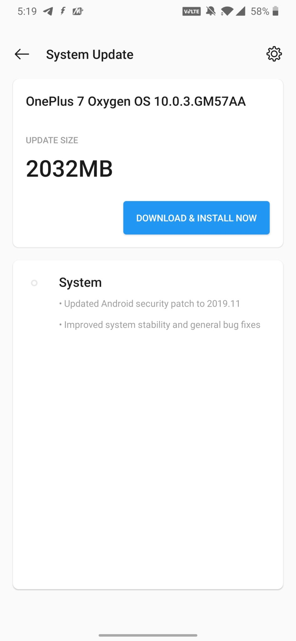 OnePlus 7-OnePlus 7