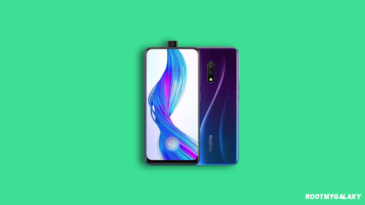 Resurrection Remix on Realme X (Android 9.0 Pie)