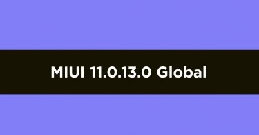 V11.0.13.0.PCMEUXM Redmi 7A MIUI 11.0.13.0 Global Stable ROM {Europe}