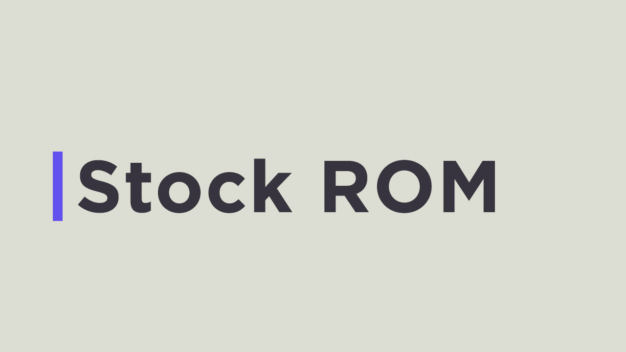 Install Stock ROM On Ployer Momo9 3G P710 [Official Firmware]