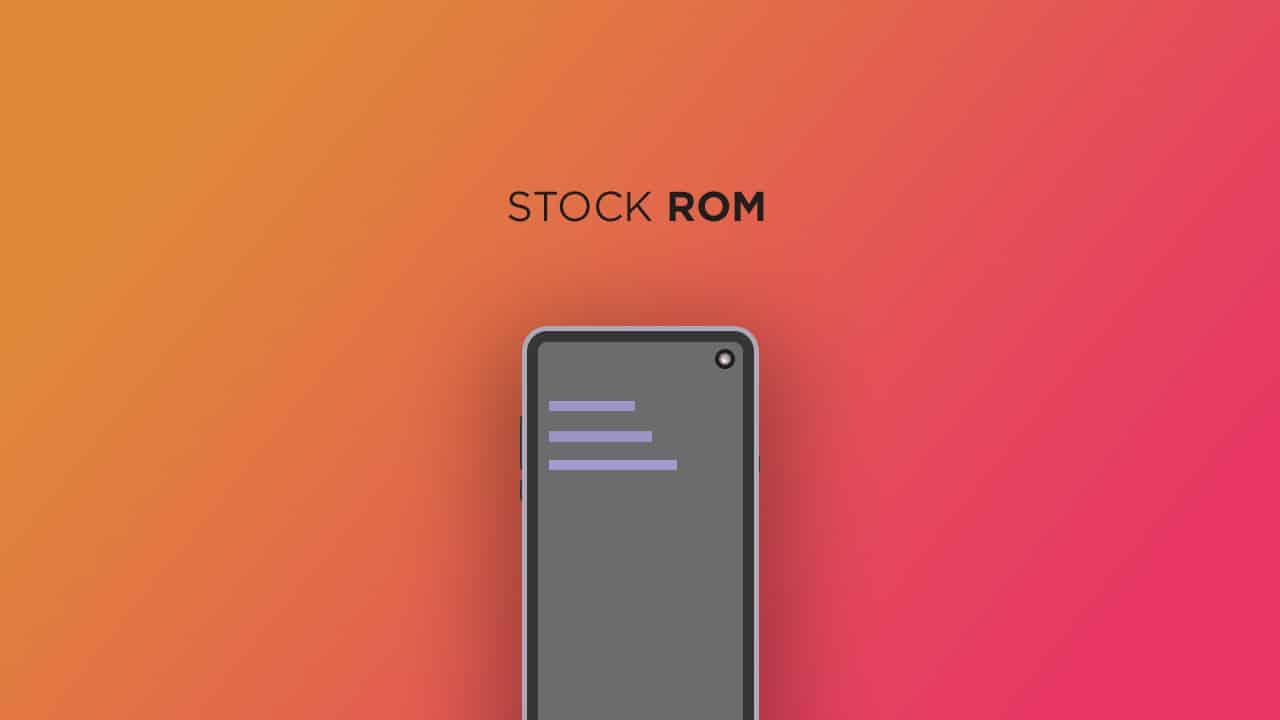 Install Stock ROM On Versus V730 [Official Firmware]