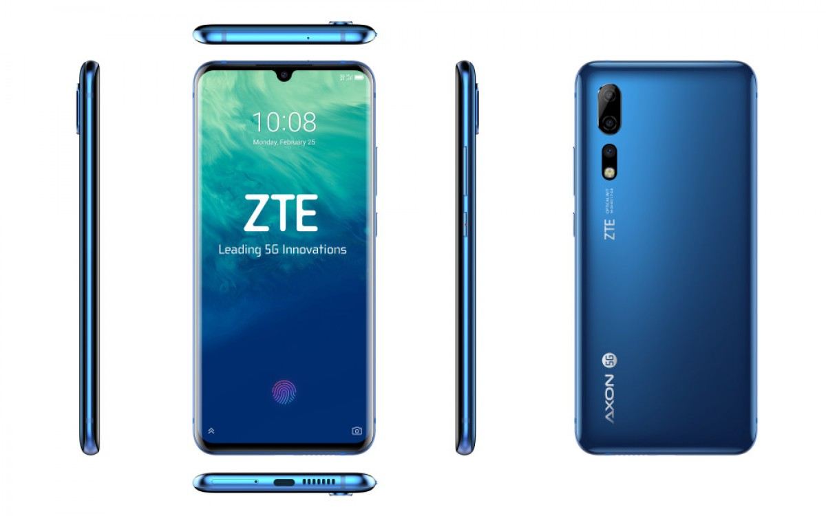 ZTE Axon 10 Pro Android 10 update released: New MiFavor 10 UI