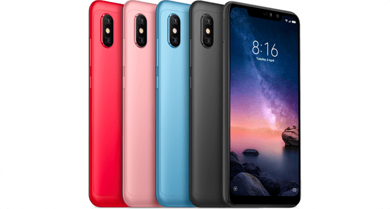 Redmi Note 6 Pro V11.0.2.0PEKMIXM December 2019 Security Patch
