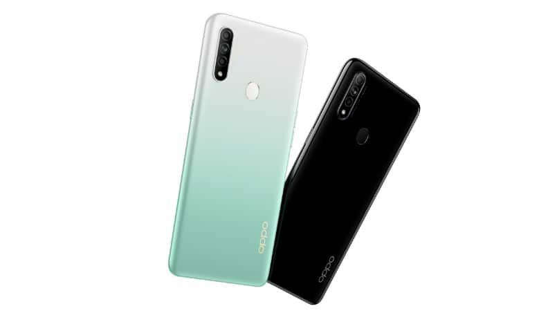 Oppo A91 and Oppo A8 launched, specifications and price