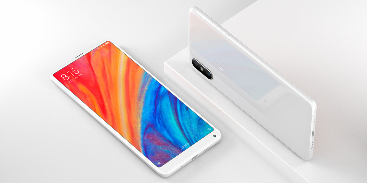 Xiaomi Mi Mix 2S Android 10 stable update is now live