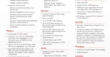 Qualcomm announces a 4G Snapdragon 720G chip