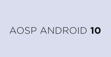 InstallAOSP Android 10 On Blackview BV9800