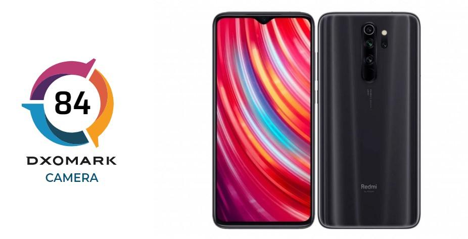 Xiaomi Redmi Note 8 Pro gets 84 points on DxOMark: Quite Low