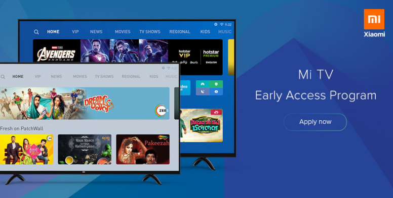 MI TV EARLY ACCESS PROGRAM announced FOR 10 More Models