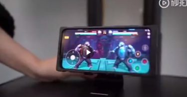 Red Magic 5G Live Gaming released by Ni Fei, videos shows great performance with very low-latency