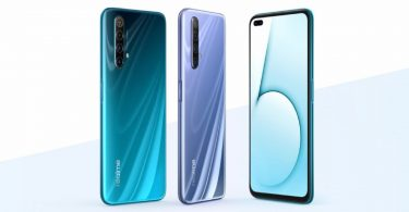 Realme X50 5G receives Android 10 update in China