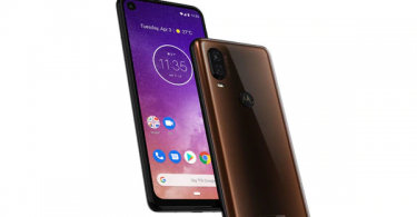 Moto One Vision Android 10 update with January 2020 Patch Security Update