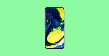 Unlock Bootloader and Root Samsung Galaxy A80