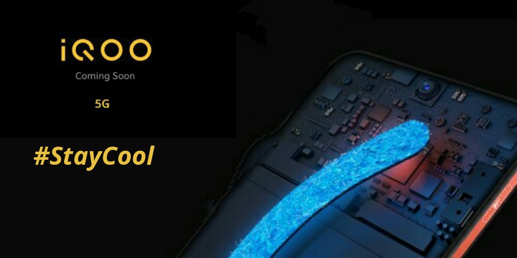 Cooling system iQoo