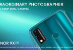 Honor 9X Lite Posted Image Revealed, Will Launch Soon