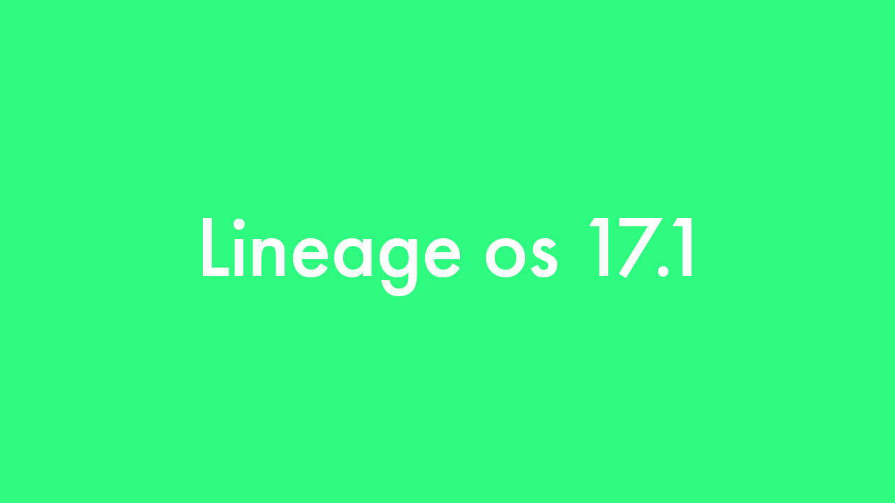 Install Lineage OS 17.1 On OnePlus 6 | Android 10 Q