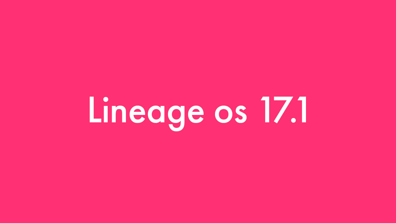 Install Lineage OS 17.1 On OnePlus 6T | Android 10 Q