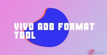 Vivo ADB Format Tool (Vivo Pattern and FRP Unlock Tool)