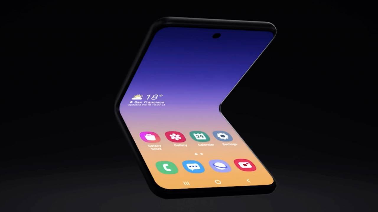 Galaxy Z Flip Stock ROM