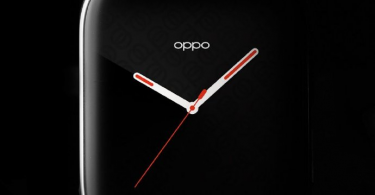 Oppo Smartwatch's Official Image Released