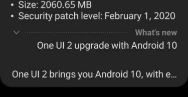 Samsung Galaxy A70 grabs Android 10 based One UI 2.0 update in Ukraine