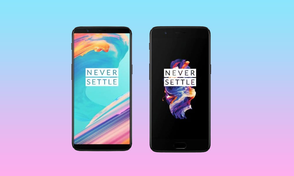 [Download] Oxygen OS 9.0.11 OTA update for OnePlus 5 and 5T