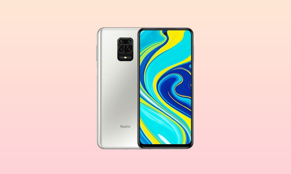 Download Redmi Note 9 Pro Stock Wallpapers [FHD+]