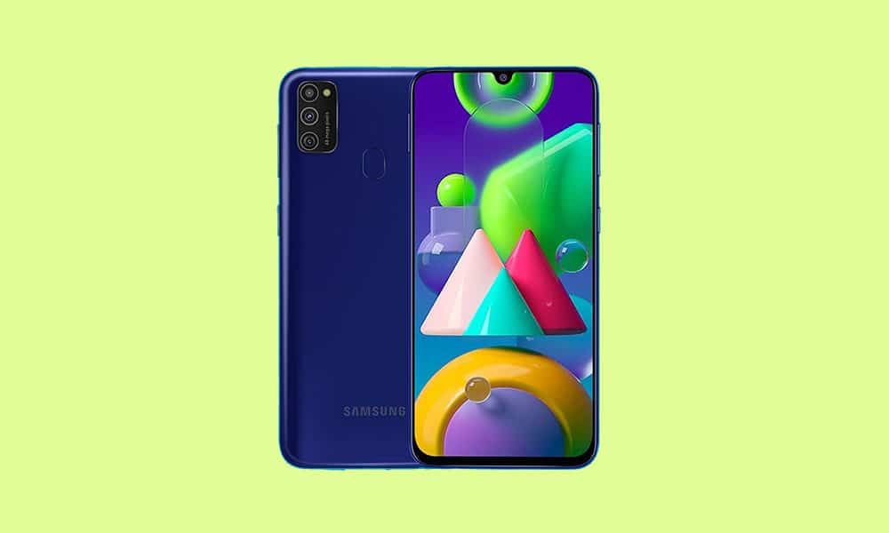 Download Samsung Galaxy M21 Stock Wallpapers