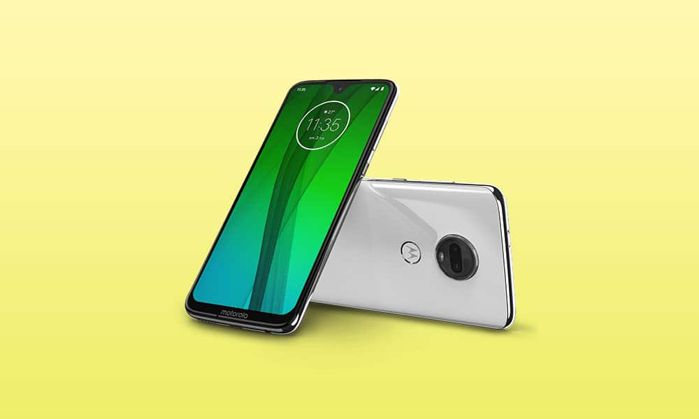 Motorola Moto G7 gets February 2020 security update but no Android 10