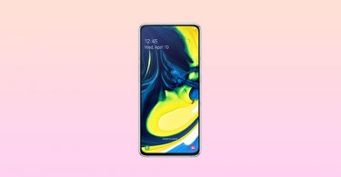 Samsung Galaxy A80 is getting Android 10 Update with One UI 2.0 (Download Link inside)