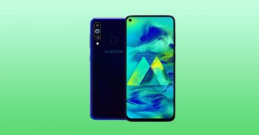 Samsung Galaxy M40 gets One UI 2.0 (Android 10) update