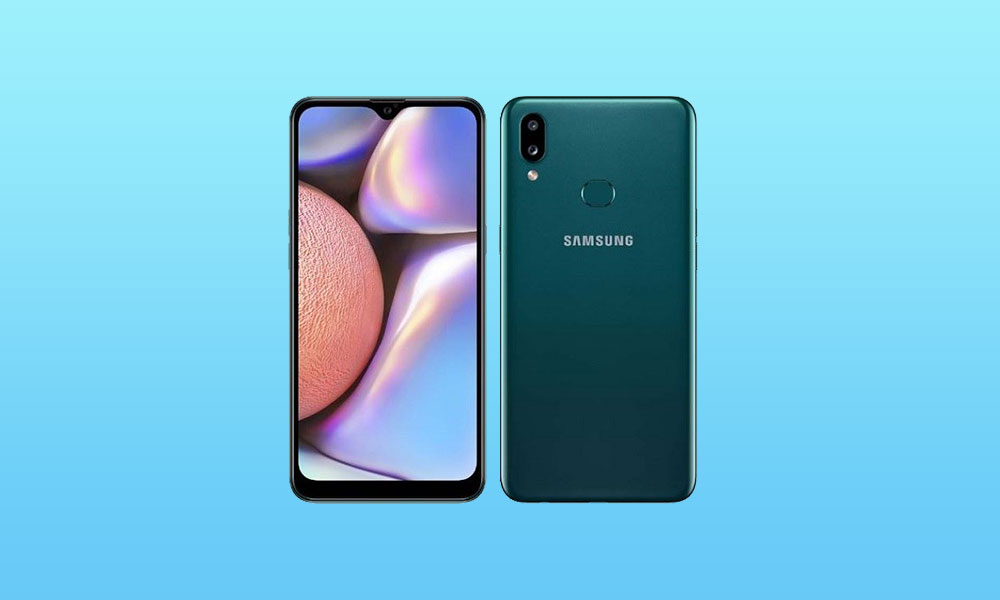 A107FXXU5BTCB: Download Samsung Galaxy A10s Android 10 One UI 2.0 Stable update