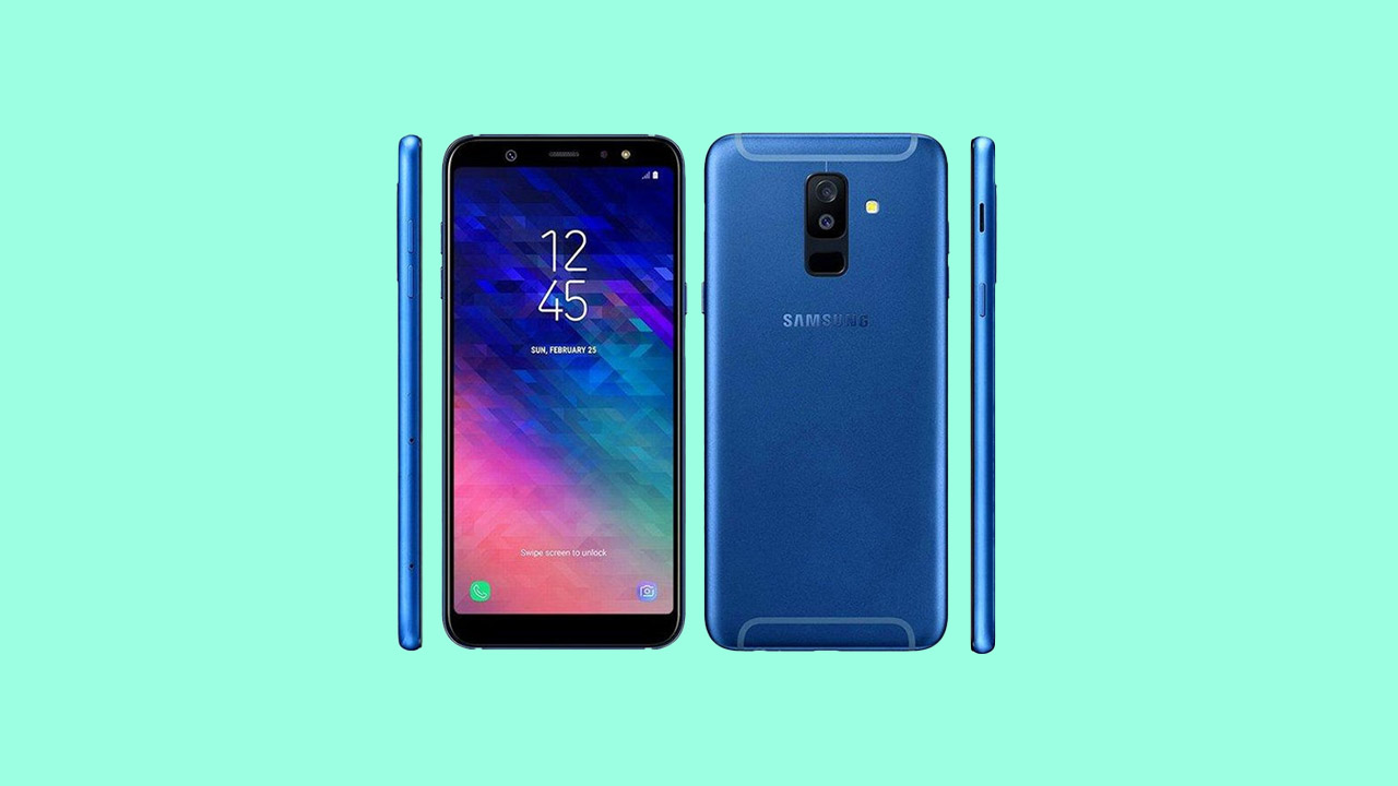 Install Galaxy A6 Plus A605FNXXU5CTC8 Firmware Update