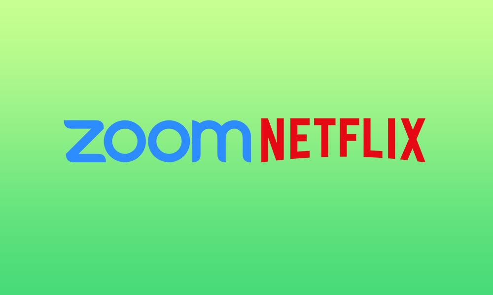 How to watch Netflix together on Zoom meeting? Netflix on Zoom app