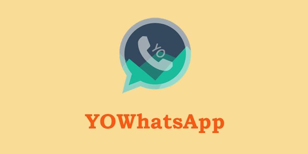 Download YOWhatsApp 8.26 APK {Latest Anti Ban 2020}