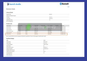 POCO M2 Pro (M2003J6CI) listed on Bluetooth certification website